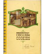 Festival Cookies Cookbook Martha Gooch Kitchen ... - $16.99