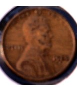 1929 D Lincoln Wheat Cent - Grades VF BROWN - C... - $4.50