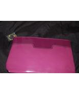 Estee Lauder Small Make-Up Bag Raspberry New - $5.00