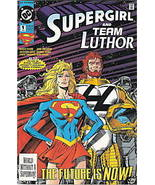 Supergirl and Lex Luthor #1 DC Comic - $1.25
