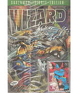 WIZARD: SUPERMAN TRIBUTE SEALED WITH TRADING CARD - $6.00