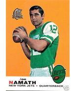 1996 Topps Joe Namath Reprint #100 - $4.00