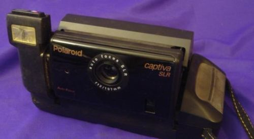 Polaroid Captiva Single-Lens Reflex Camera