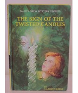 Nancy Drew #9 The Sign of the Twisted Candles V... - $4.99