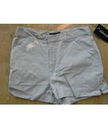 Xhilaration Cargo Shorts Size 7 Peeble Stone Be... - $14.99