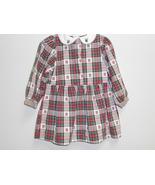 Oshkosh 2T plaid dress - $5.00