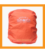 orange backpack rain cover waterproof buckle ki... - $14.50