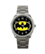 NEW* HOT BATMAN Wrist Sport Metal Watch - $18.95