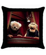 NEW* STATLER  AND WALDORF THE MUPPETS  Black Cu... - $18.99