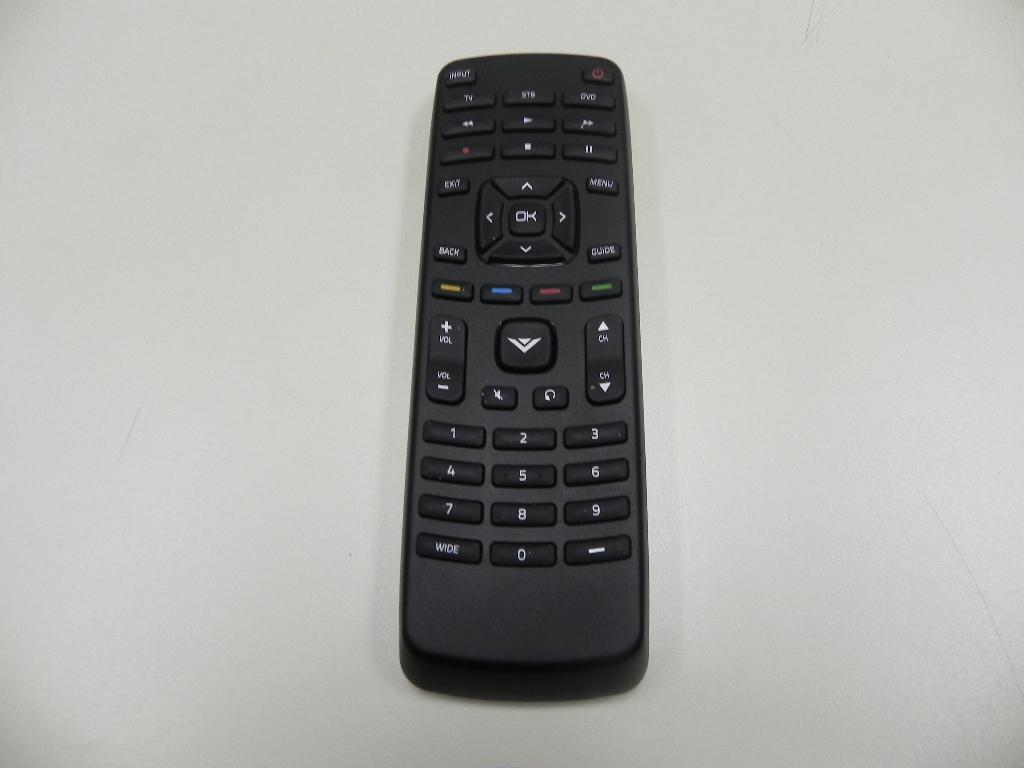 Universal remote vizio
