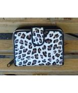 Womens Wallet Clutch Leopard Print Bifold Coin Credit Card Holder  - $4.50