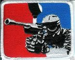 Buy Paintball - Paintball USA Logo Shoulder Marker Sticker PATCH