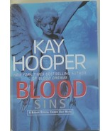 Blood Sins by Kay Hooper Large Print - $7.50