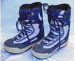 Buy Vision Snowboard Boots Gravity Adult Sz 9 Blue