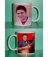 Kris Allen 2 Photo Designer Collectible Mug - $14.95