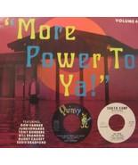 Various Artists More Power To Ya Vinyl Album 1989 - $14.99