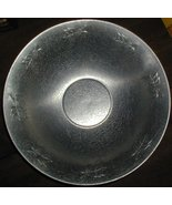 West Bend Aluminum Bowl Grape & leaf Design 14 inch Diameter - $9.99