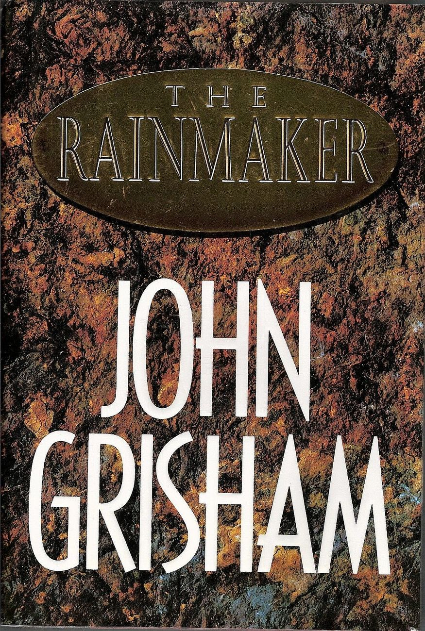an analysis of the rainmaker by john grisham Unlike most editing & proofreading services, we edit for everything: grammar, spelling, punctuation, idea flow, sentence structure, & more get started now.
