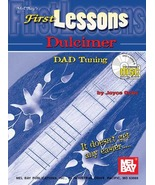 First Lessons Dulcimer/DAD Tuning/Book/CD Set/M... - $8.99