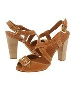 BCBG Max Azria Isreal Womens 9.5 Shoes Chunky H... - $57.00