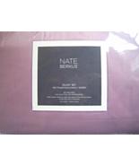 NATE BERKUS DUVET SET 350 THREAD COUNT/QUEEN - $24.00