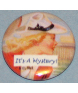 Nancy Drew Pin It's a Mystery FREE w/purchase - $0.00