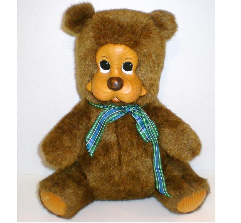 Thumbnail of Robert Raikes Prototype Kevi Woody bear 1987