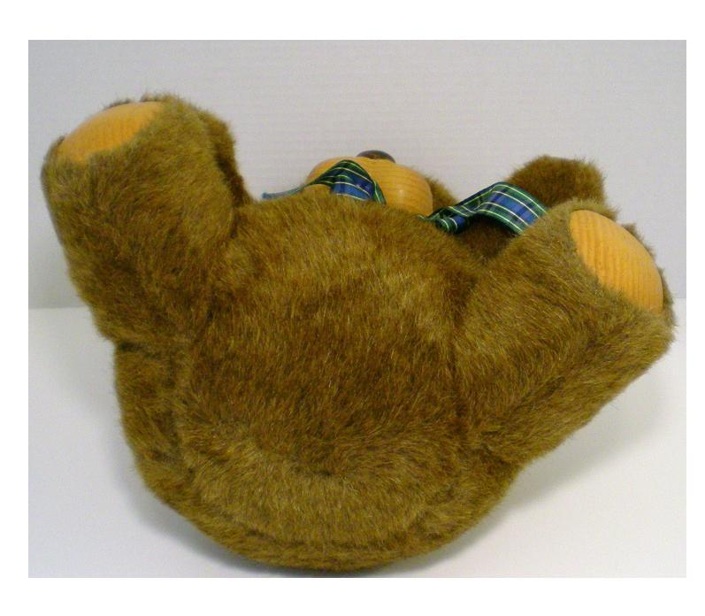 Image 3 of Robert Raikes Prototype Kevi Woody bear 1987
