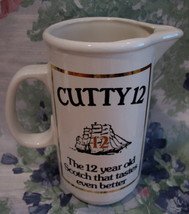 Cutty Sark 12 year old Scotch Whisky Souvenir P... - $19.99