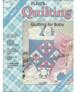 Plaids Quilting for Baby 10 Quilt Projects Hand... - $3.93