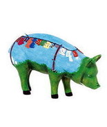Pigs in the City Ornament Hog Wash Dept 56 - $9.99