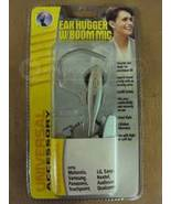 Cellular Phone Ear Hugger  Boom Mike Hands Free... - $10.99