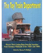 The Toy Train Department Electric Trains 1950s ... - $29.93