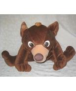 Disney Brother Bear Hasbro Jumbo Plush Talking ... - $20.00