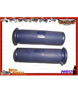 OLD VESPA VNB 22MM BLUE COLOR RUBBER HAND GRIP ... - $12.99