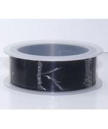Ribbon Black Wrap 3/4