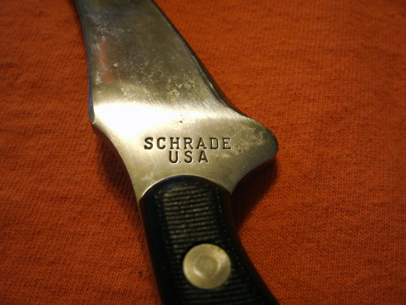Vintage Schrade Old Timer