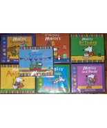 MAISY lot of 6 VCD/DVD Maisy Mouse NEW & SEALED!