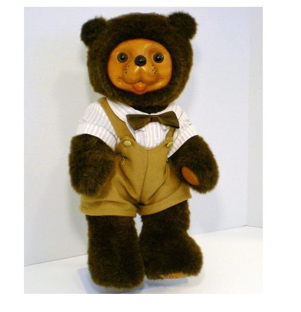 Image 4 of Robert Raikes Original Woody Girl Boy Bear 1988 Rare 25 ed