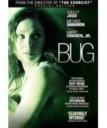 Bug (2007, DVD) Ashley Judd, Michael Shannon, H... - $4.00