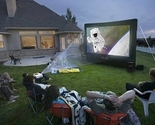 Buy Home Theater Systems   - CineBox Home 12x7 Backyard Home Theater System Open Air