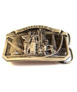 Vintage Hughes Tool Belt Buckle - $74.99