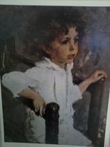 Boy in a Chair Print - $39.99
