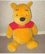 Disney Fisher Price  Plush Giant My Talking Pooh - $30.00