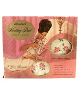 Northern Electric Heating Pad 6 Heat Settings Retro Exc Working Satin Cover - $12.00