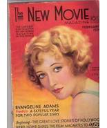 The New Movie Magazine Feb 1931 Marion Davies, ... - $24.99