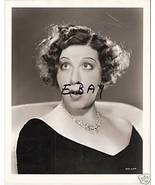Fanny Brice STAMPED Clarence Sinclair BULL, Ori... - $49.99