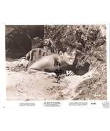Vintage Original 8x10 Photo Jeffrey Hunter Beef... - $14.99