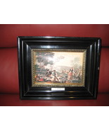 Francisco De Goya Picnic on the Banks of the Ma... - $28.35