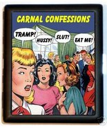 Carnal Confessions Comic  Camp ID or Cigarette ... - $9.29